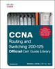Imagen de CCNA Routing and Switching 200-125 Official Cert Guide Library